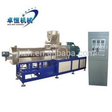 automatic textured soya protein machine line