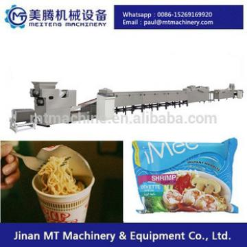 Full Automatic Fried Instant Noodle Equipment