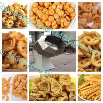 extruder bugle snack processing line