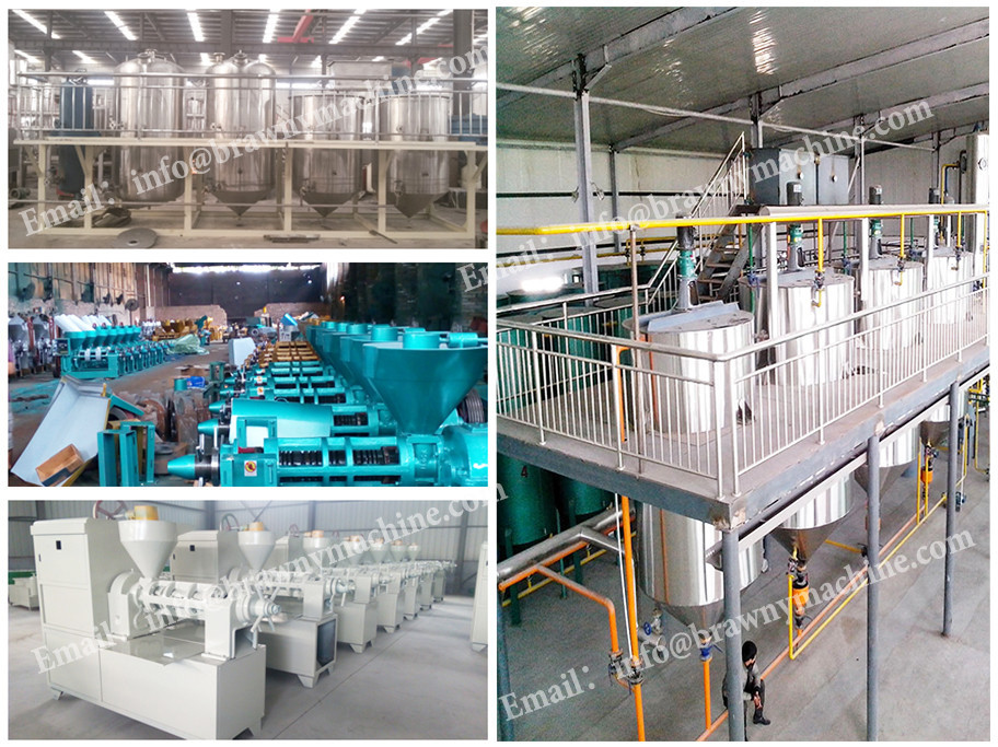 Factory price 6YL-68J sesame oil extraction/oil press machine