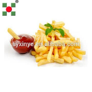 frozen french fries production line/chips making machine/potato chips making machine