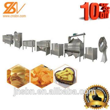 fresh potato chips frying machine/making machine/machinery