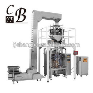 Automatic crisps snacks french fries packaging machine