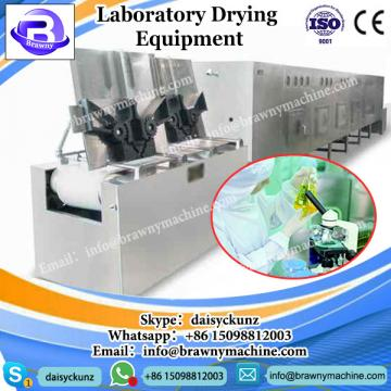 High temperature high vacuum drying chamber for lab use