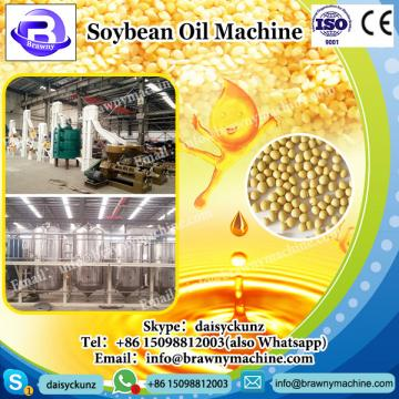 mini soybean screw spiral olive oil refining machine