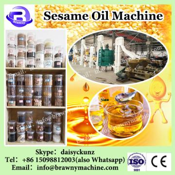 automatic hydraulic sesame oil press machine