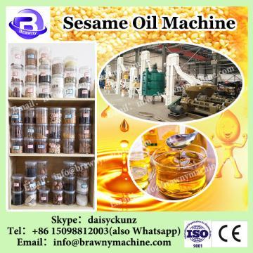 High efficiency sesame full automatic screw oil press machine