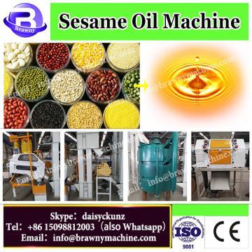 sesame oil processing machine