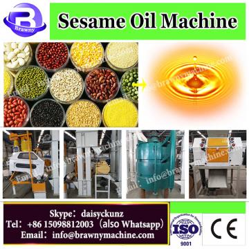 small sesame oil extract machine for capacity of 1-20TPD