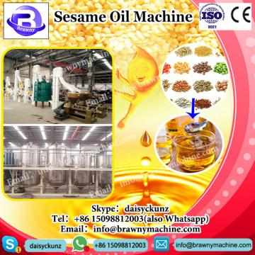 Stainless steel hydraulic sesame oil press machine for sale