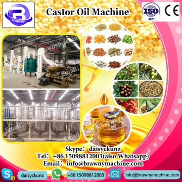 2017 factory top selling oil making machine/castor oil extraction machine
