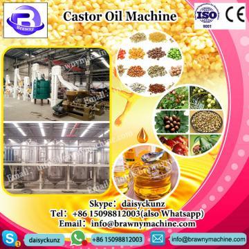 Tractor driven castor bean peeling machine / Ricinus sheller