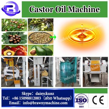 Supply castor seed oil processing line plant Machinery