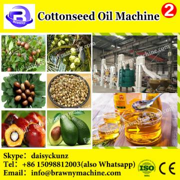 Large capacity two shaft flaxseed oil making machine