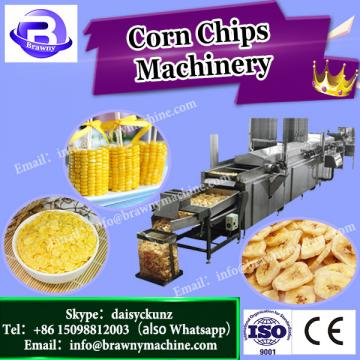 Chocolate Core Filling Inflating Cereal Puffs Snack Food Machine