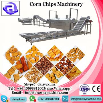 Fried Food 3D Bugles Chips Making screw Machines
