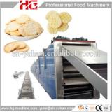 full automatic senbe production line factory