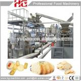 Complete set of Rice cookies production line