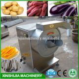 Stainless steel potato cutter machine for strip,chip,slice