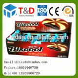 New Deisgn--T&D Bakery Equipment cookie bicuit production line two color cookie biscuit depositor Machine