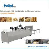2018 Best performance china supplier automatic nutrition bar production line cereal