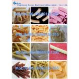 ss304 stainless steel extrusion snacks process line food processing industries