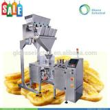 Linear Type chips snack packing machine