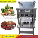 Neweek nitrogen case packing snack box fruit vacuum sealing machine