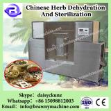 Industrial microwave Chinese herbal medicine dryer/microwave dehydration machine