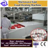 Hot Sale Stainless Steel Microwave Fast Food Heating Equipment