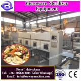 Dry salted microwave sterilization equipment
