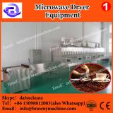 Factory direct sales Bullhead Catfish Continuous microwave drying machine