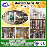 Household oil press machine for moringa seed oil press
