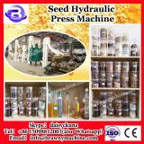 Factory Direct Sales Peanut/Basil Hydraulic Oil making Machine