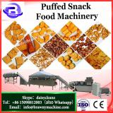 Extruded cheese curs snacks food machine
