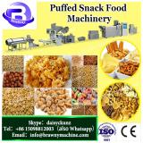 puffed snack extruder machine for kinds of extrusion food