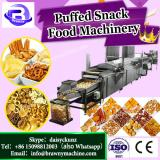 lower capacity price extruder corn puffed snack machine