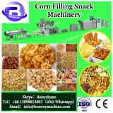 inflating puffed wheat processing line
