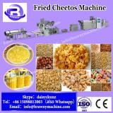 Made in china corn grits puff snacks making plant