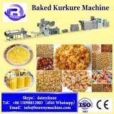 Corn twist curl food making machinery kurkure cheetos niknaks production line