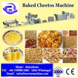 Maize/corn flavor low cost high output kurkure snacks food production line